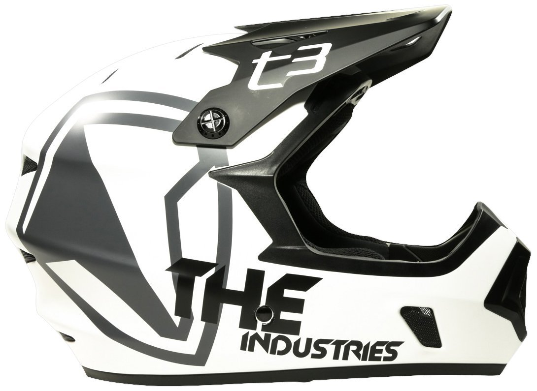 Gray THE Industries Bicycle Helmets