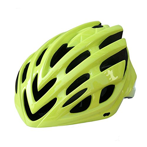 Green Aidy Bicycle Helmets