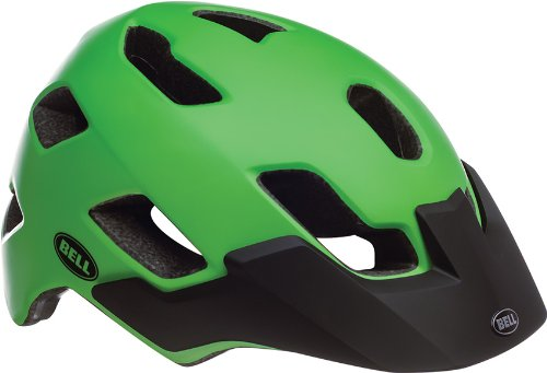 Green Bell Bicycle Helmets