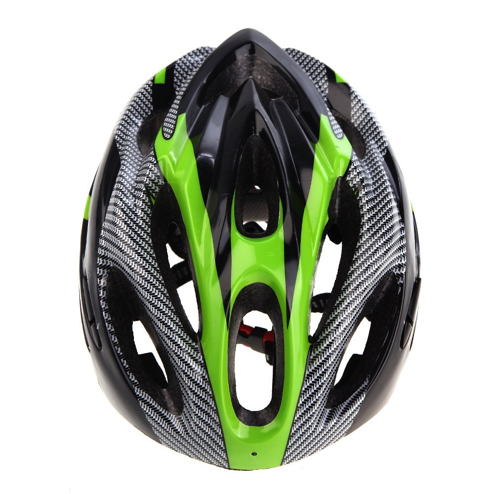 Green EverTrust Bicycle Helmets