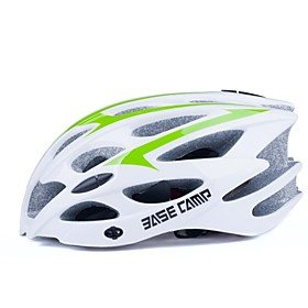 Green FROB SPORT Bicycle Helmets