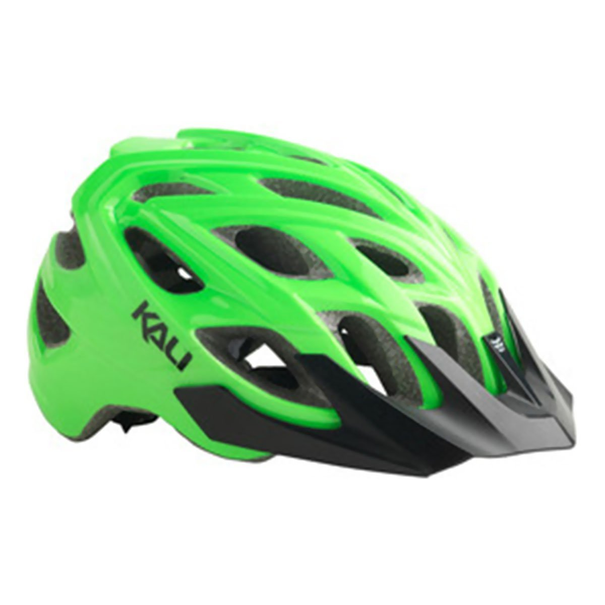 Green Kali Protectives Bicycle Helmets