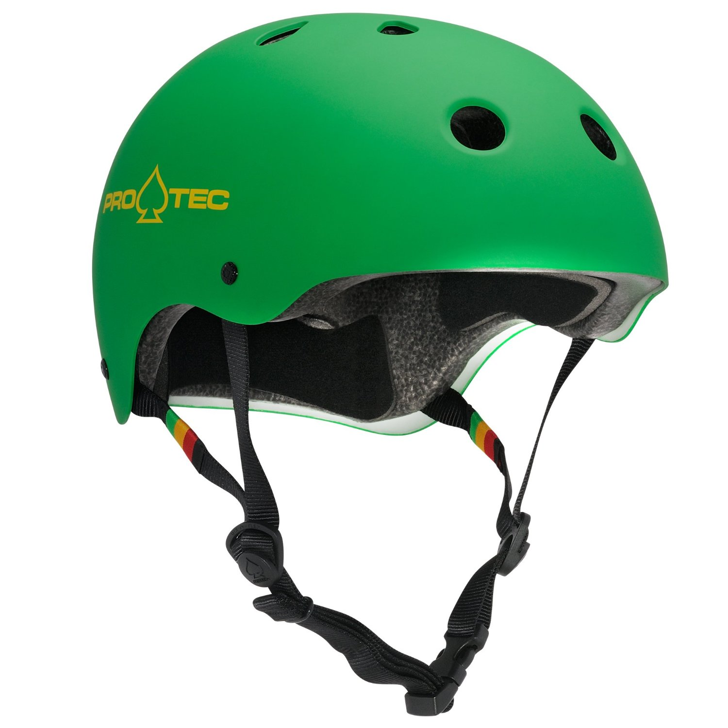 Green ProTec Bicycle Helmets