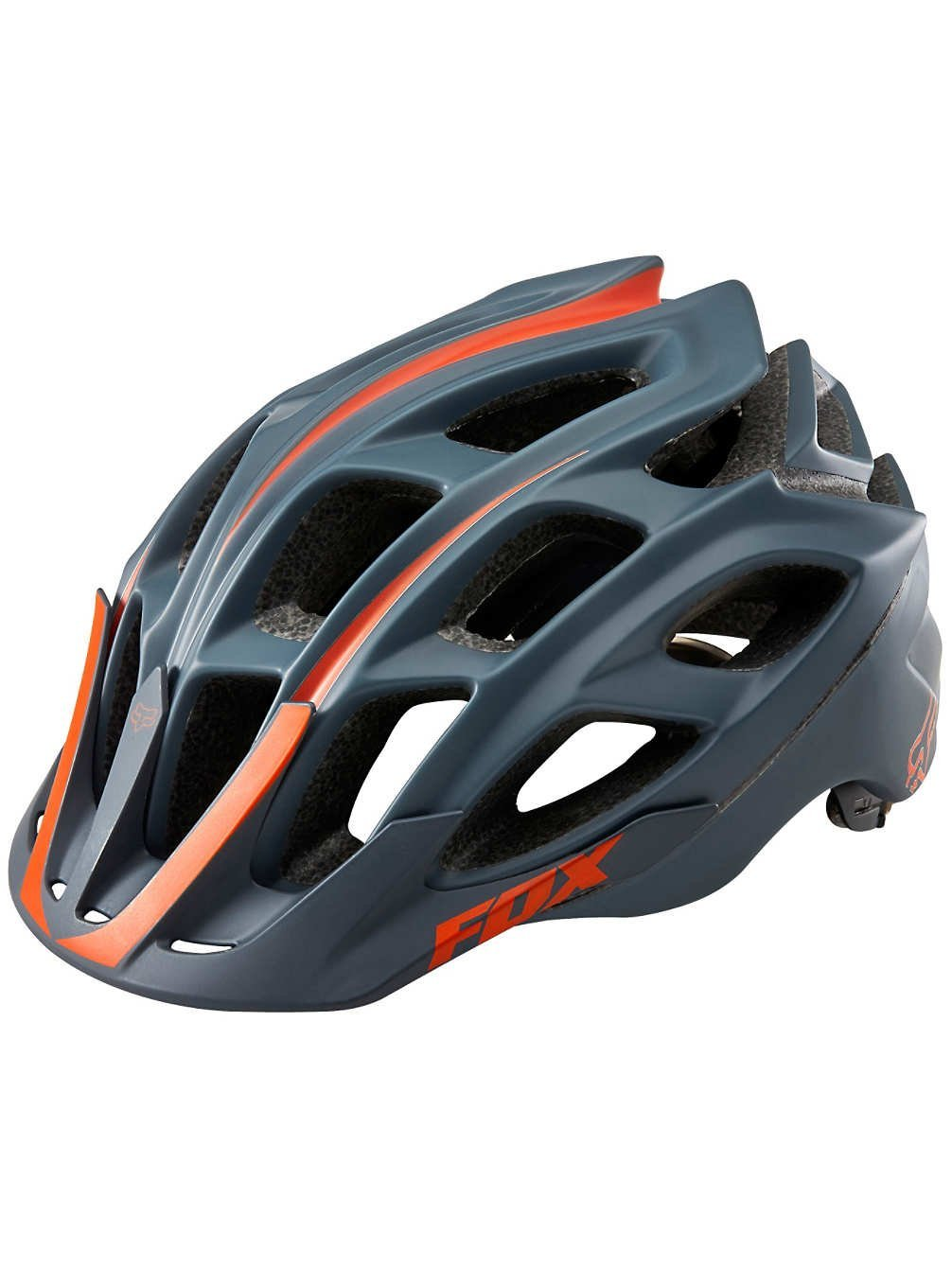 Large Fox Racing Bicycle Helmets