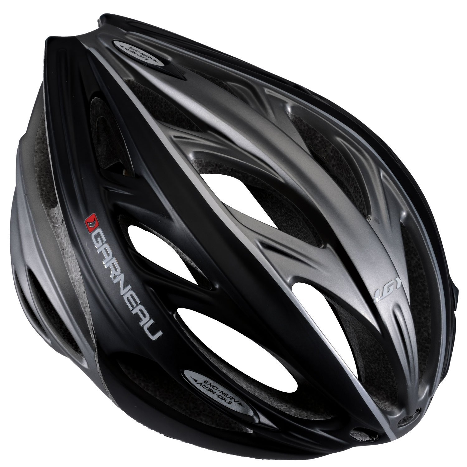 Large Garneau Bicycle Helmets