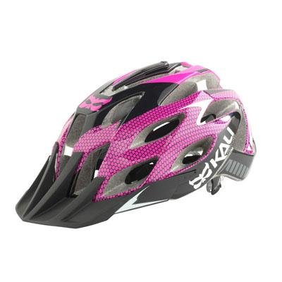 Large Kali Protectives Bicycle Helmets