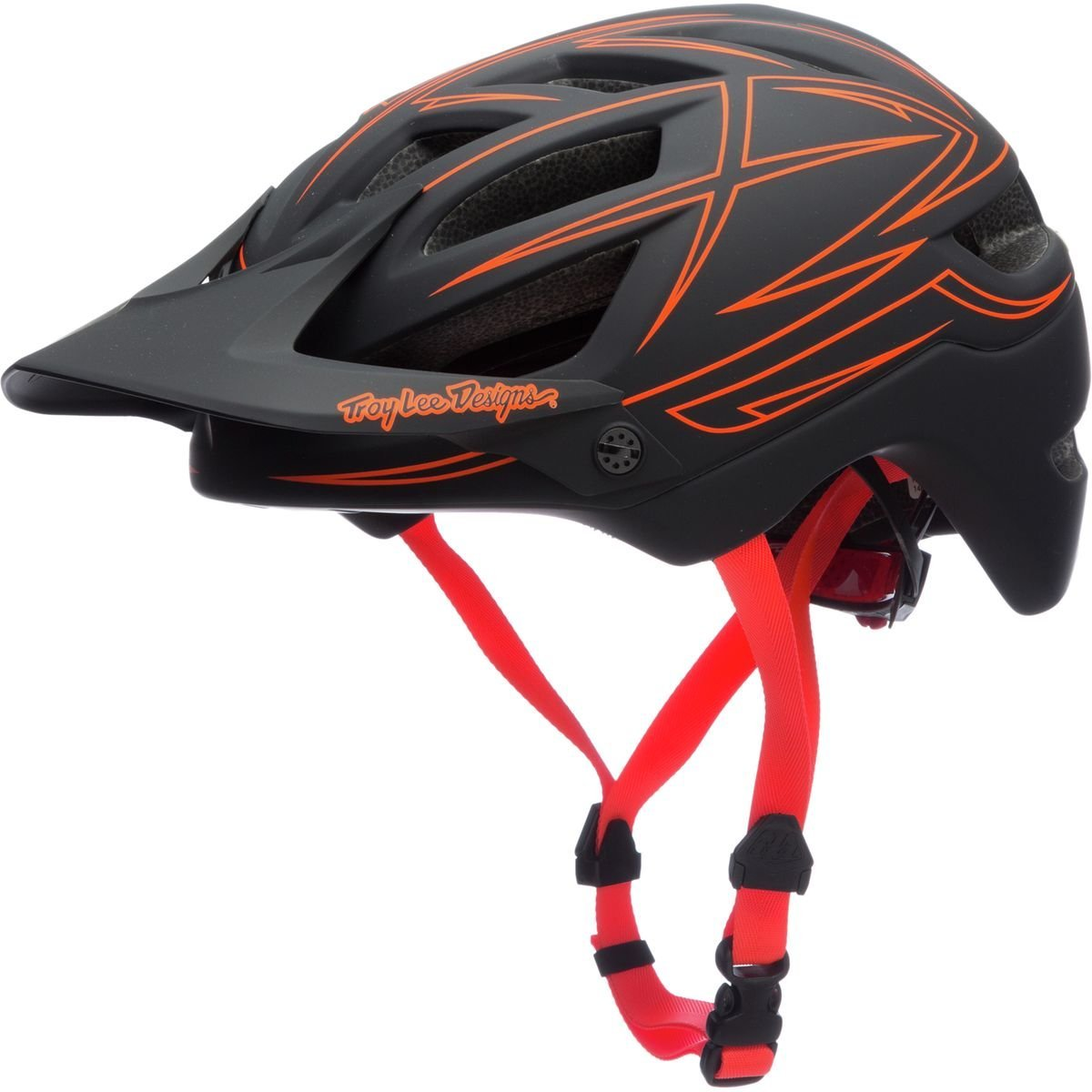 Large Troy Lee Designs Bicycle Helmets