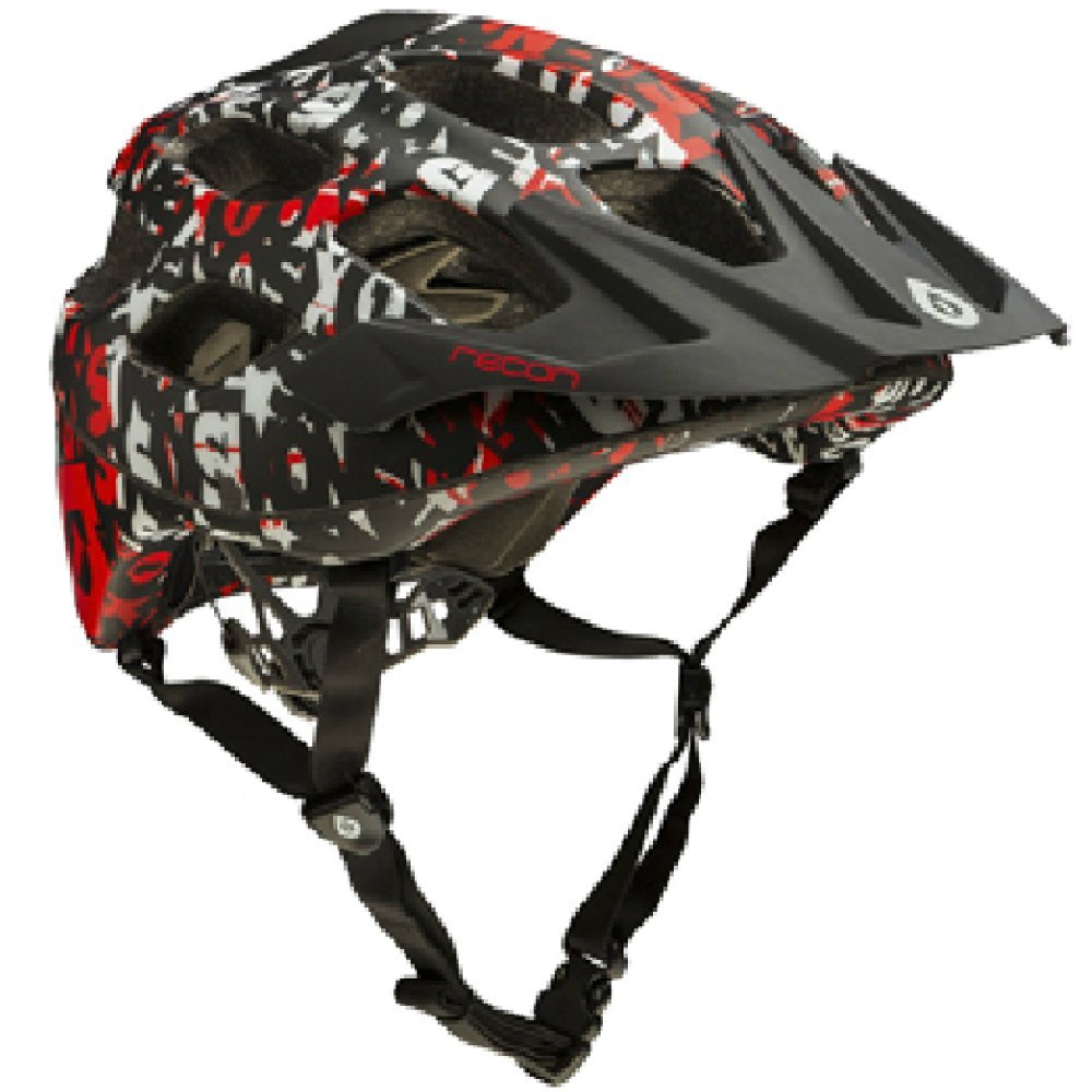 Medium SixSixOne Bicycle Helmets