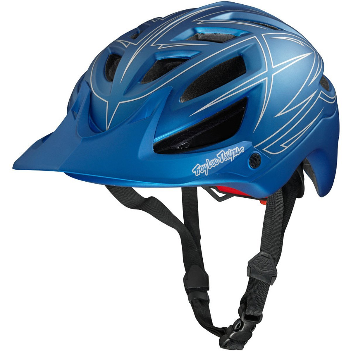 Medium Troy Lee Designs Bicycle Helmets