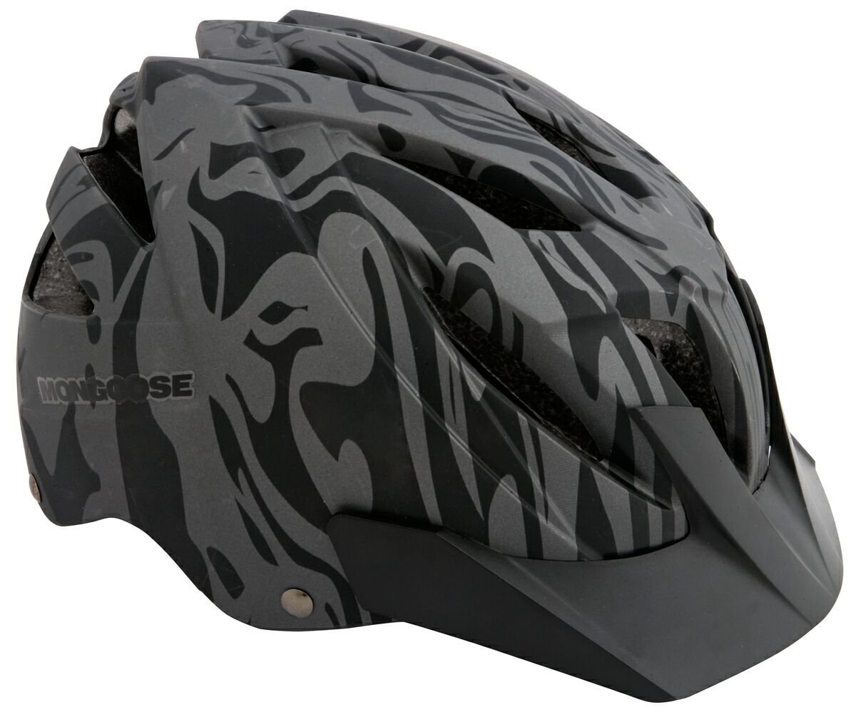 Mongoose Bicycle Helmets
