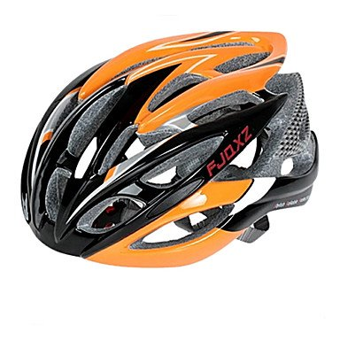 Orange FROB SPORT Bicycle Helmets