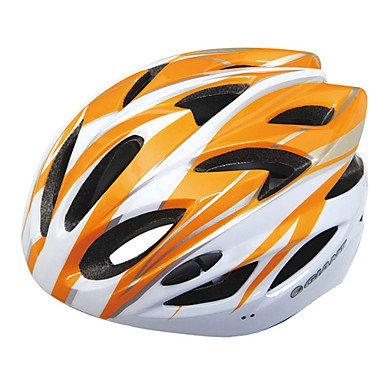 Orange Bicycle Helmets