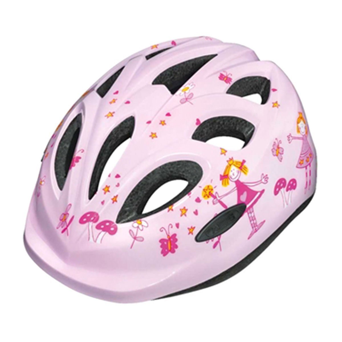 Pink Abus Bicycle Helmets