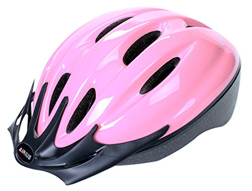 Pink Bicycle Helmets