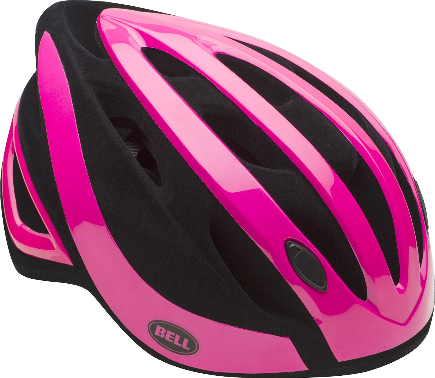 Pink Bell Bicycle Helmets