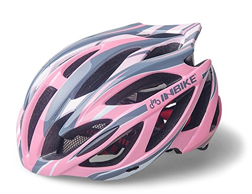 Pink Coface Bicycle Helmets