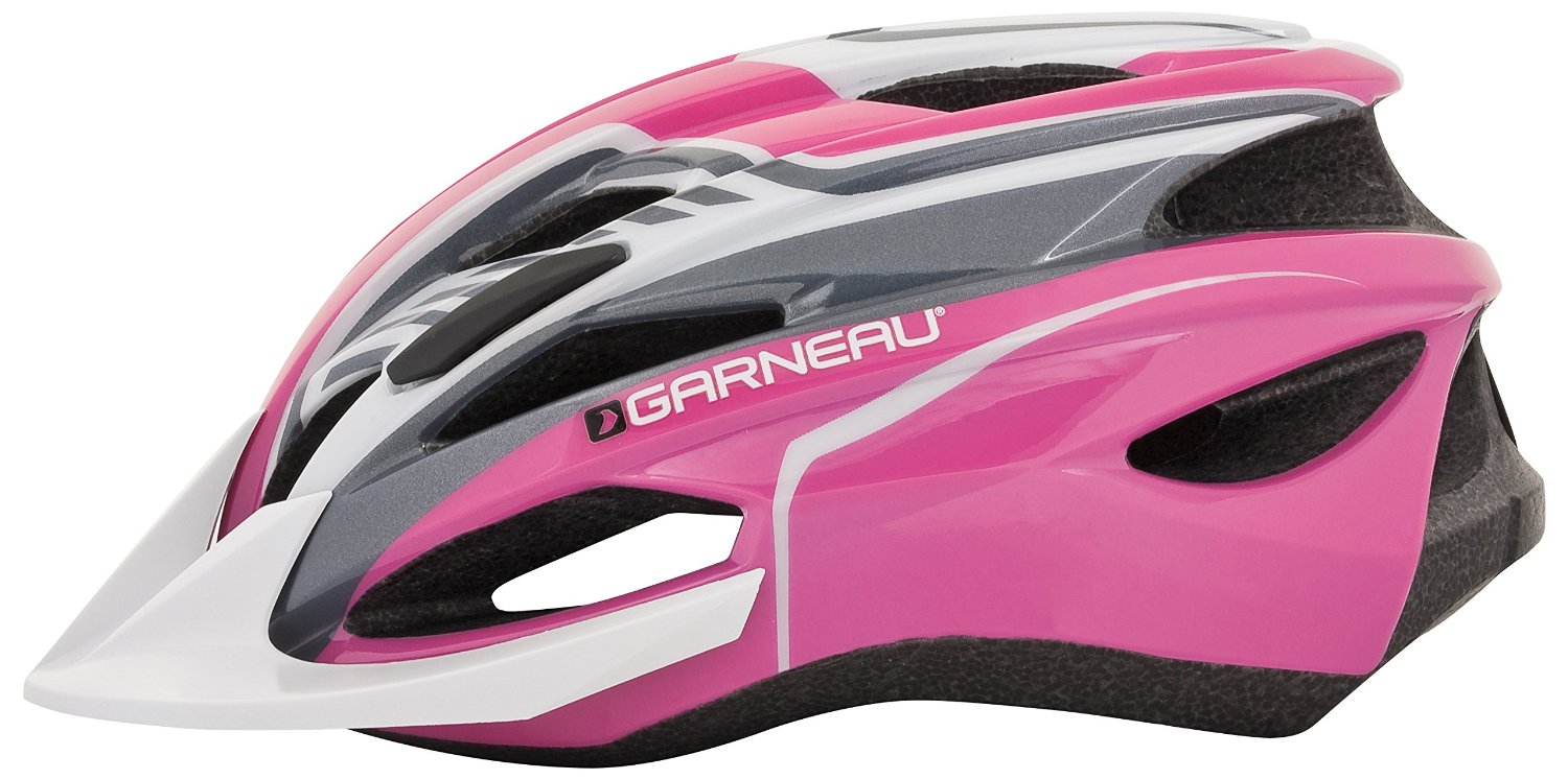 Pink Garneau Bicycle Helmets