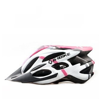 Pink INBIKE Bicycle Helmets