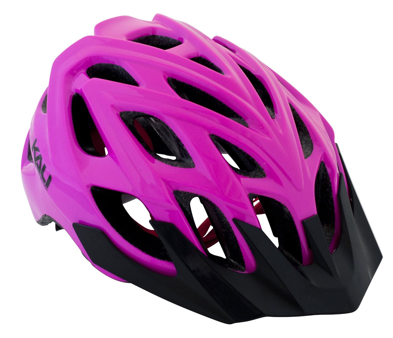 Pink Kali Protectives Bicycle Helmets