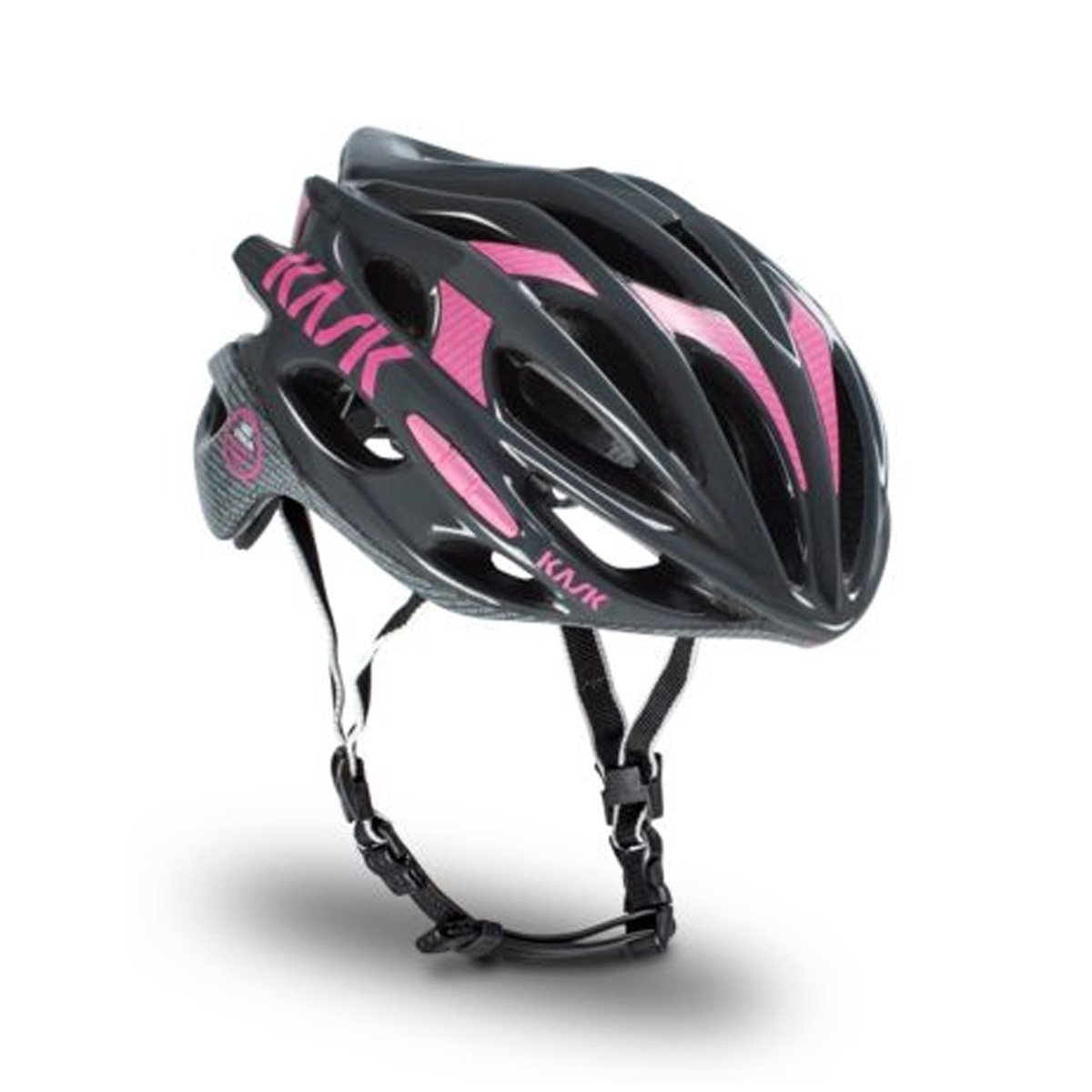 Pink Kask Bicycle Helmets