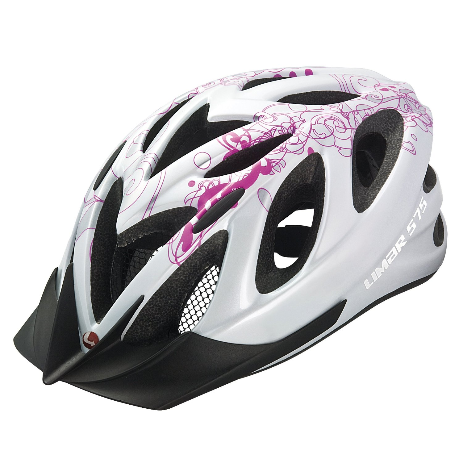 Pink Limar Bicycle Helmets