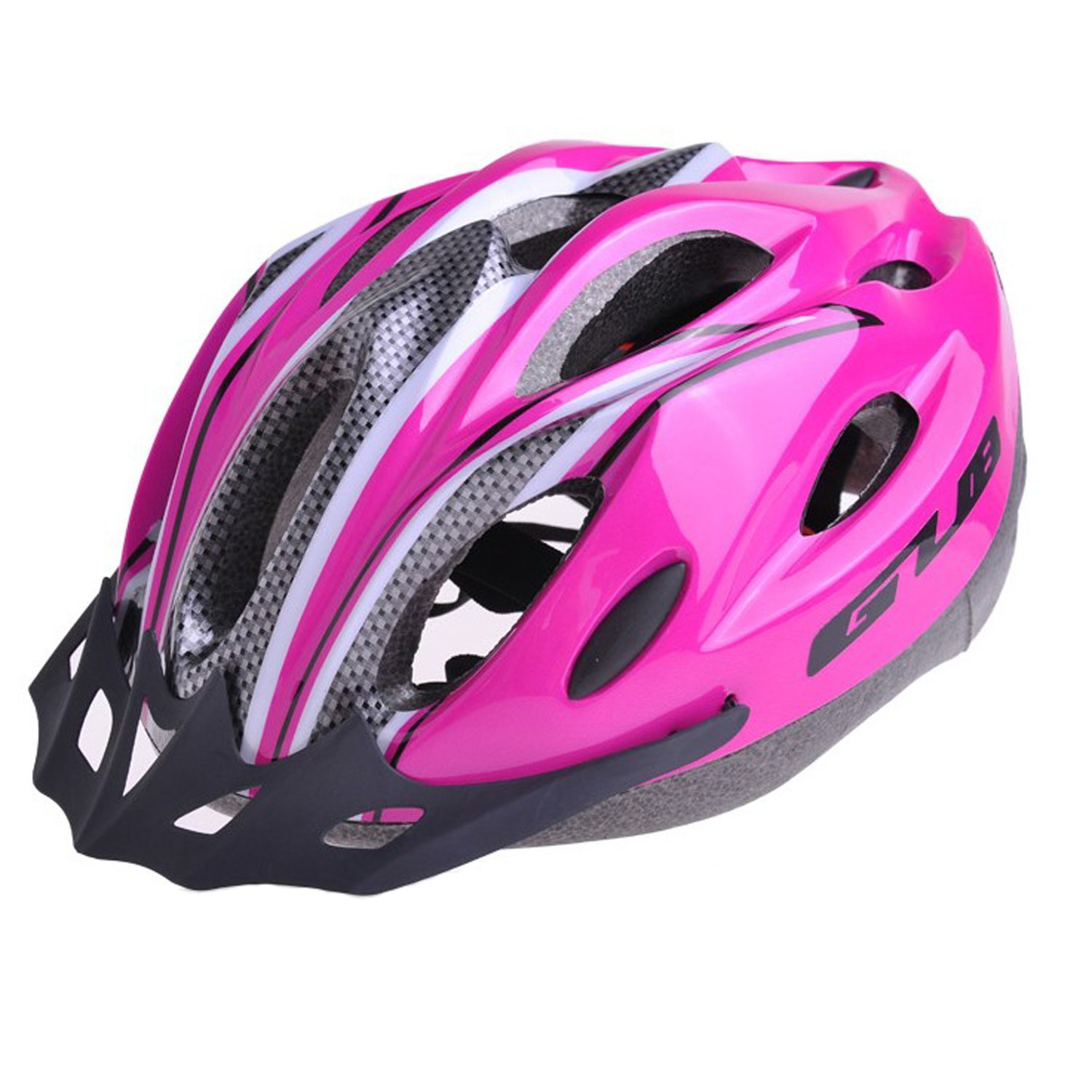 Pink Maysu Bicycle Helmets