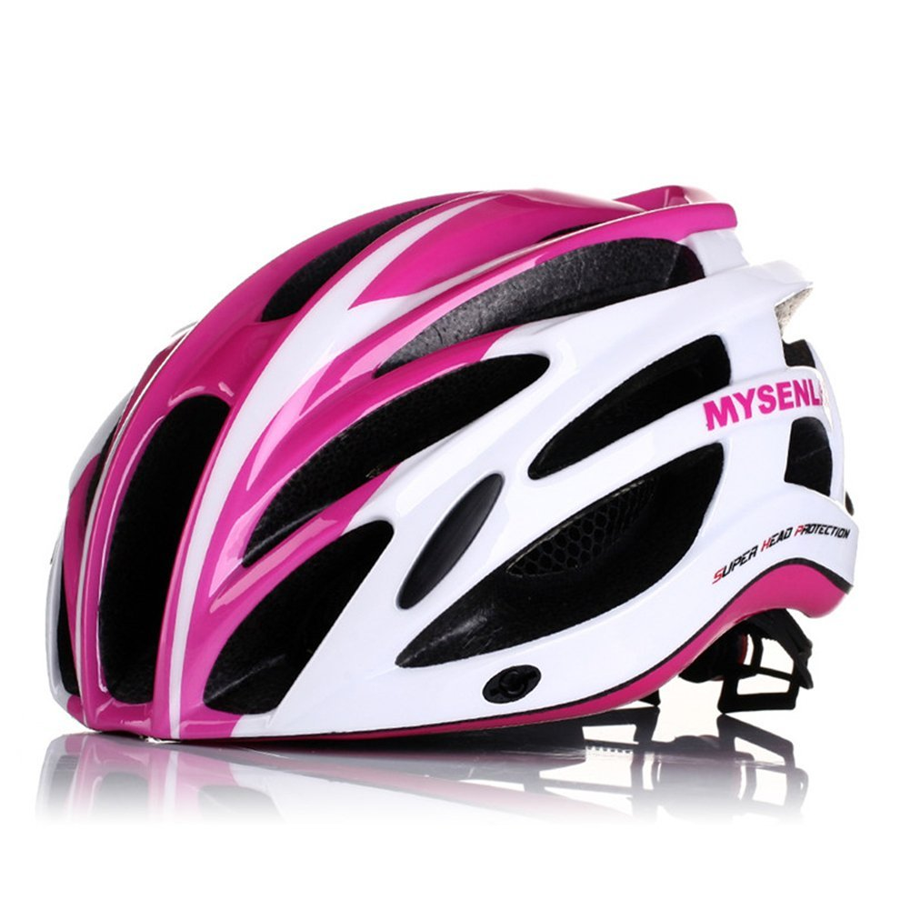 Pink Mysenlan Bicycle Helmets