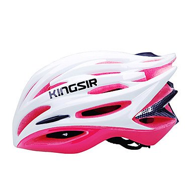 Pink OOFAY Bicycle Helmets