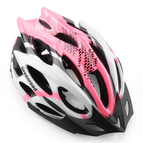 Pink Phgiveu Bicycle Helmets