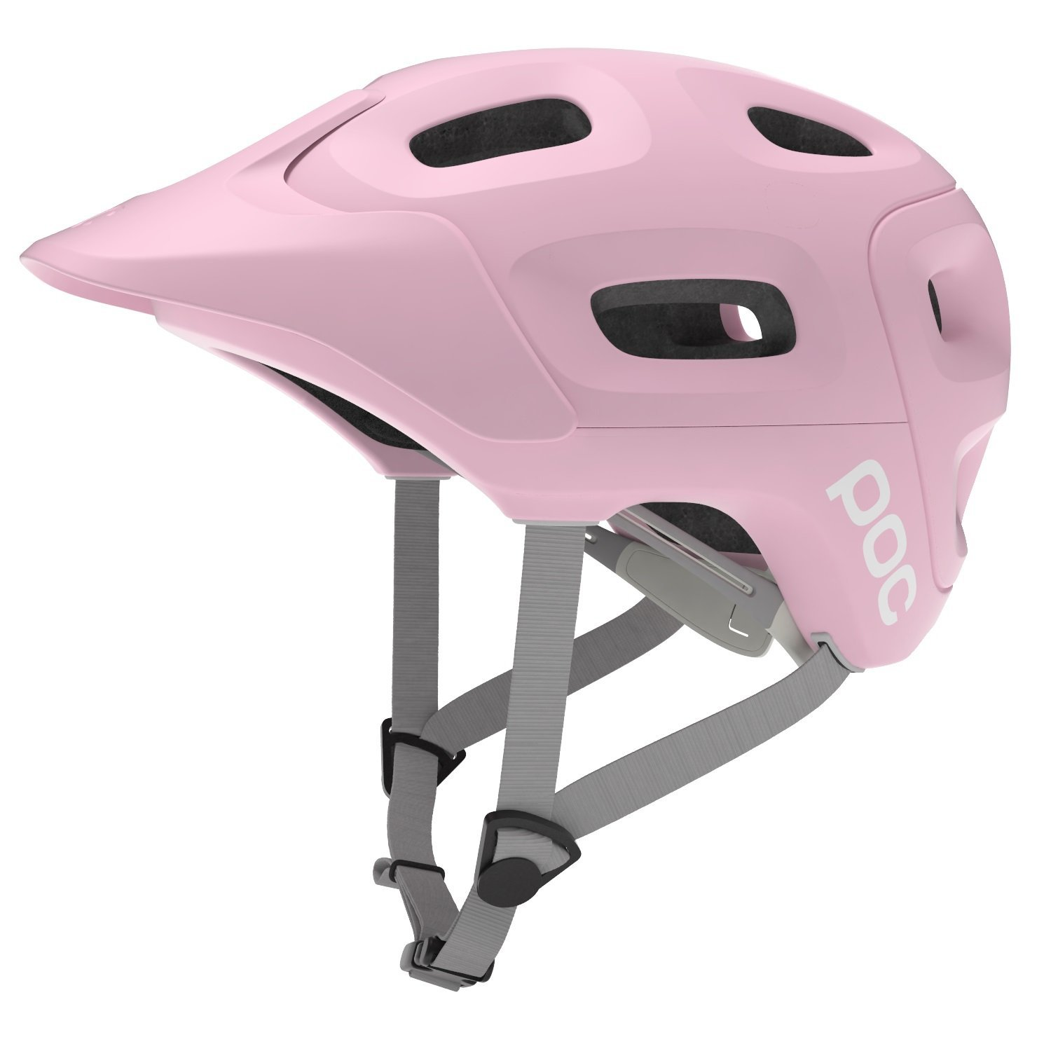 Pink POC Bicycle Helmets