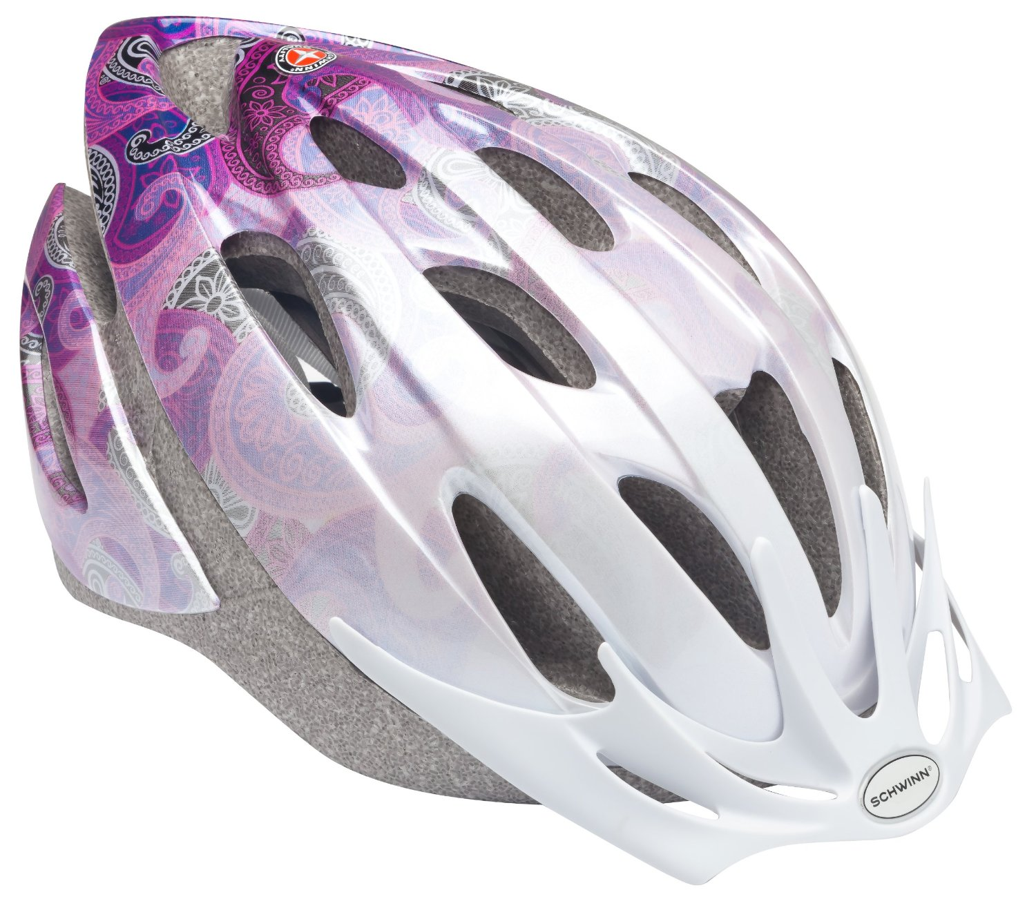 Pink Schwinn Bicycle Helmets