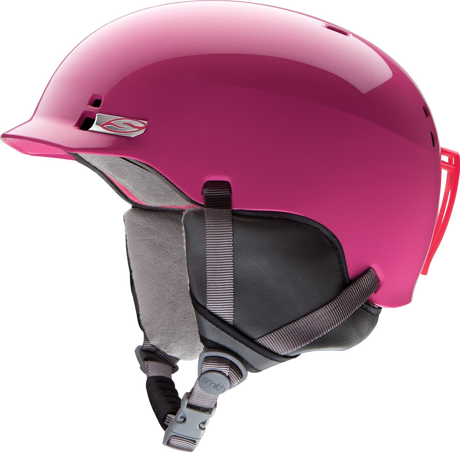 Pink Smith Optics Bicycle Helmets