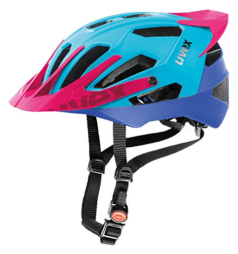 Pink Uvex Bicycle Helmets