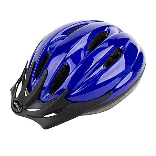 Purple Airius Bicycle Helmets