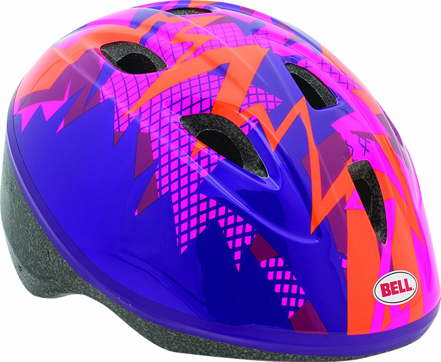 Purple Bell Bicycle Helmets