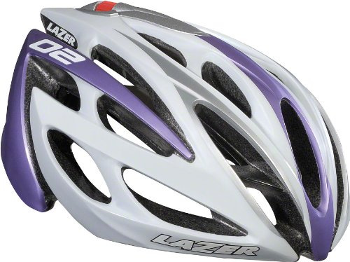 Purple Lazer Bicycle Helmets