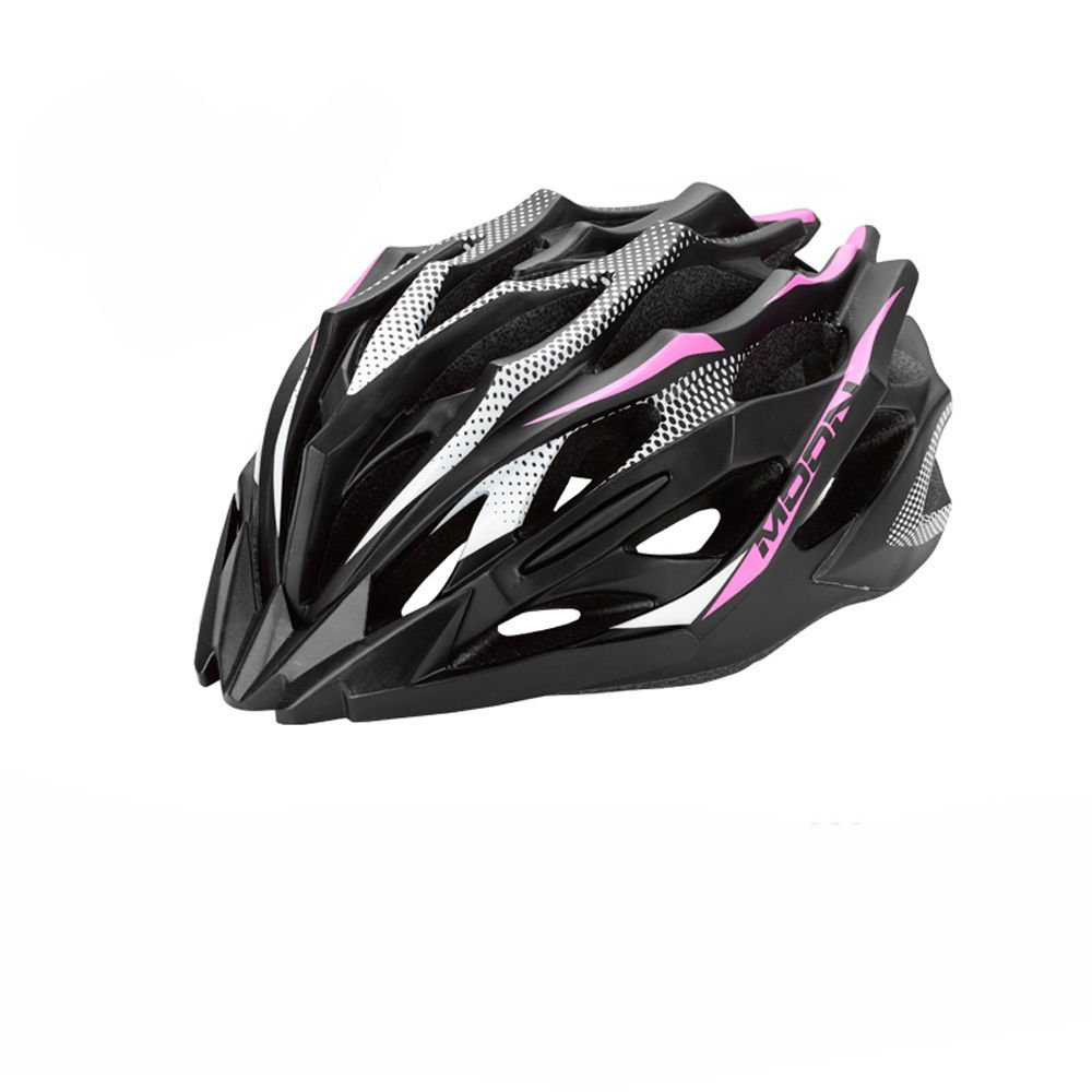 Purple Moon Bicycle Helmets