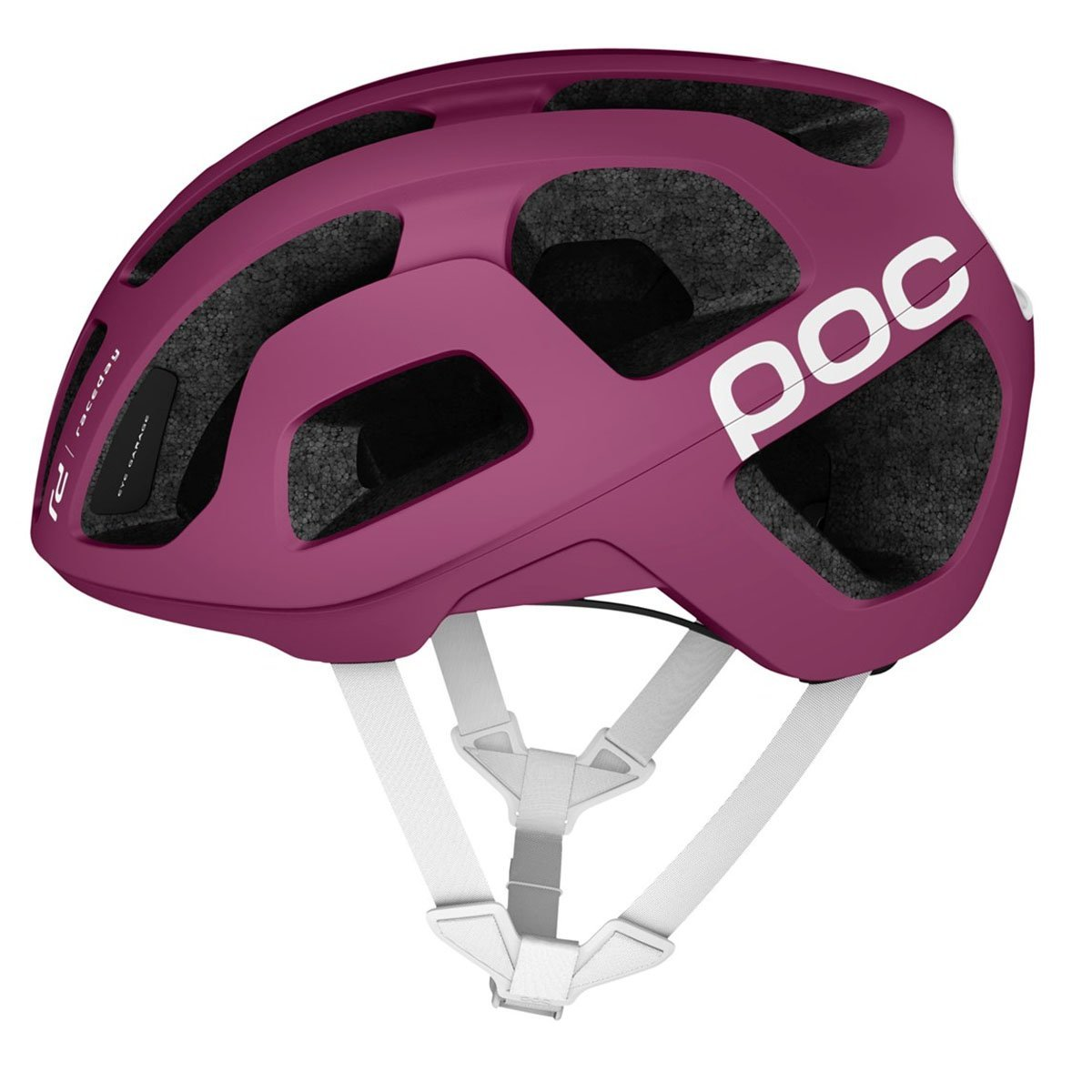 Purple POC Bicycle Helmets