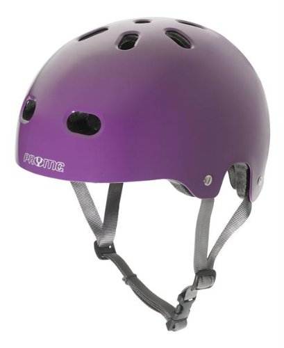 Purple Pryme Bicycle Helmets