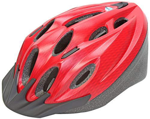 Red Airius Bicycle Helmets