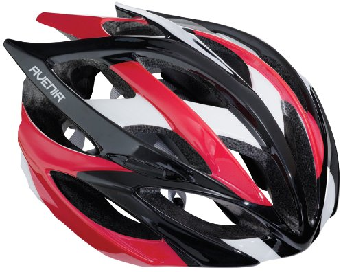 Red Avenir Bicycle Helmets