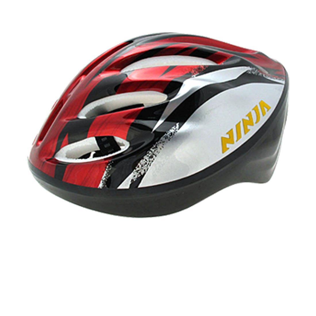 Red Como Bicycle Helmets