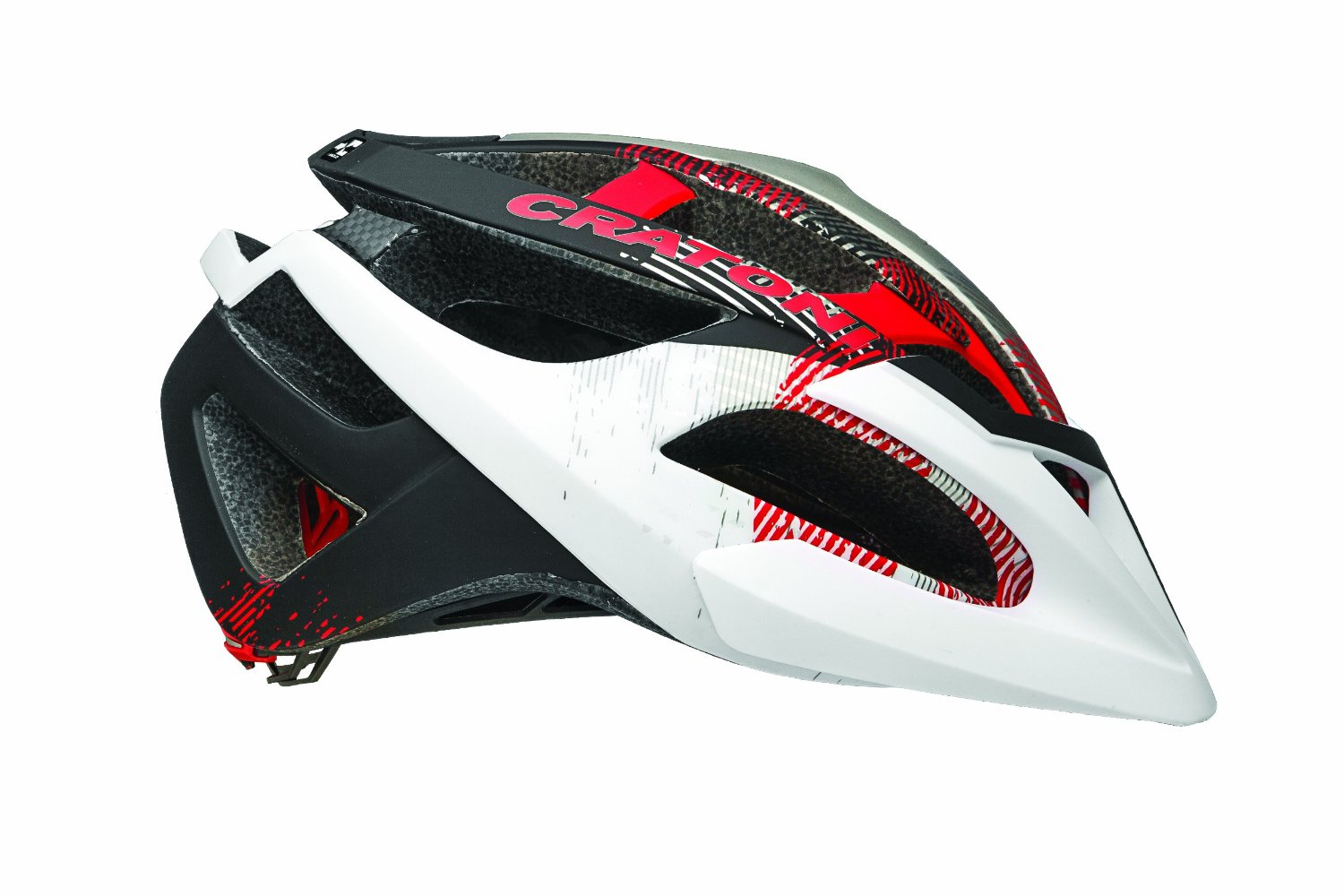 Red Cratoni Bicycle Helmets
