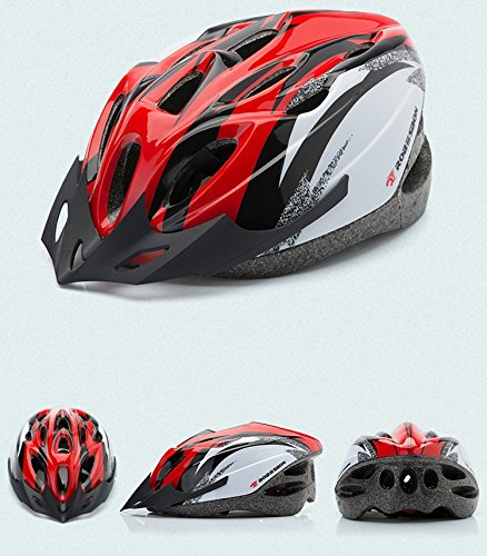 Red EverTrust Bicycle Helmets