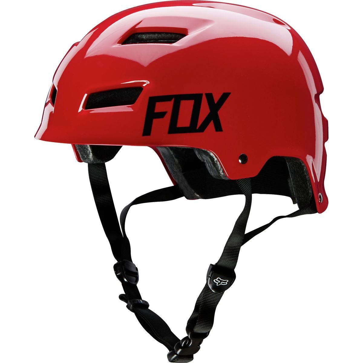 Red Bicycle Helmets
