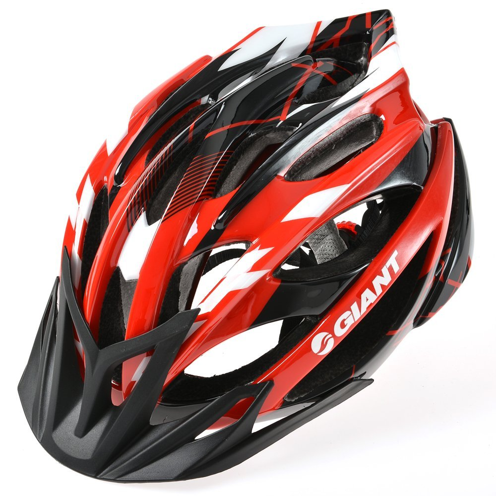 Red Giant Bicycle Helmets