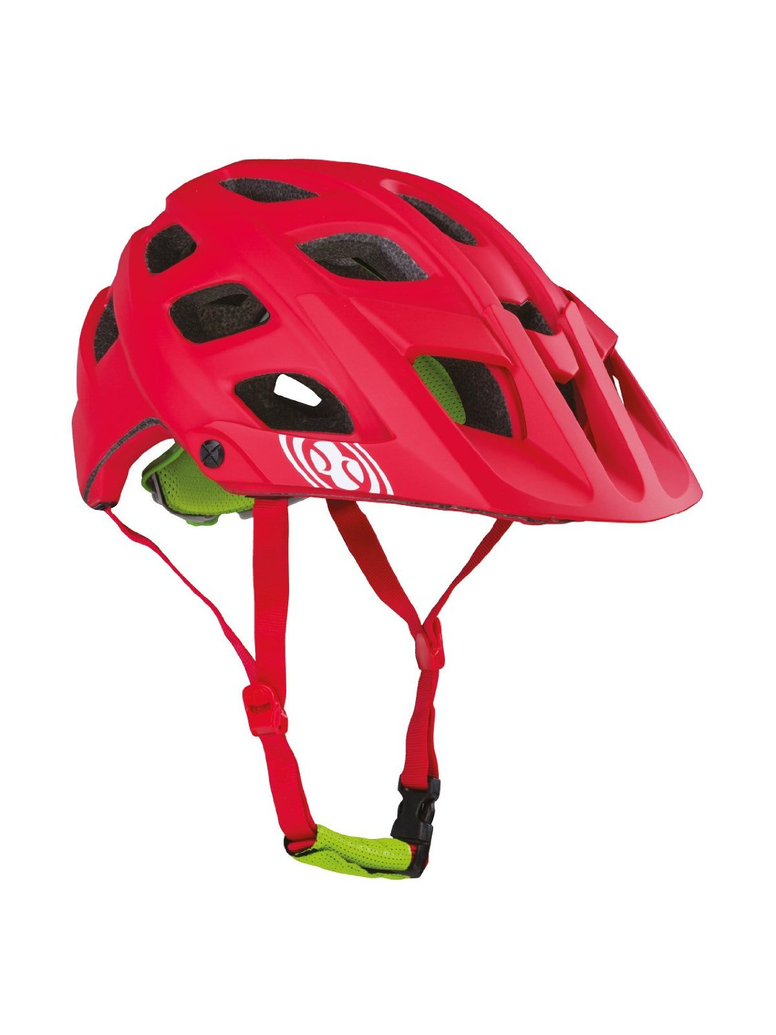 Red IXS Bicycle Helmets