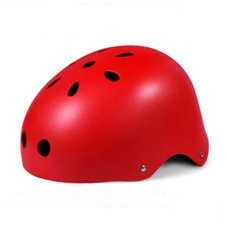 Red Kids & Youth Interstellarr Bicycle Helmets