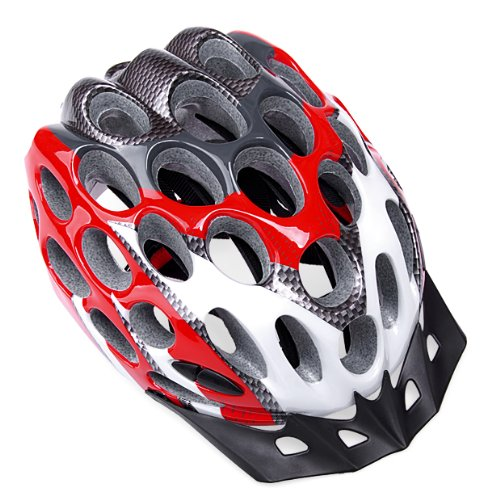 Red Phgiveu Bicycle Helmets