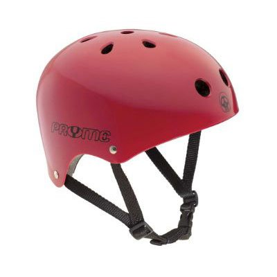 Red Pryme Bicycle Helmets
